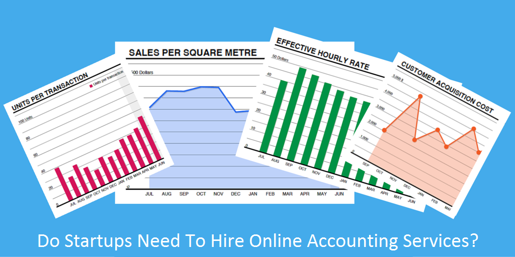 Do Startups Need To Hire Online Accounting Services?