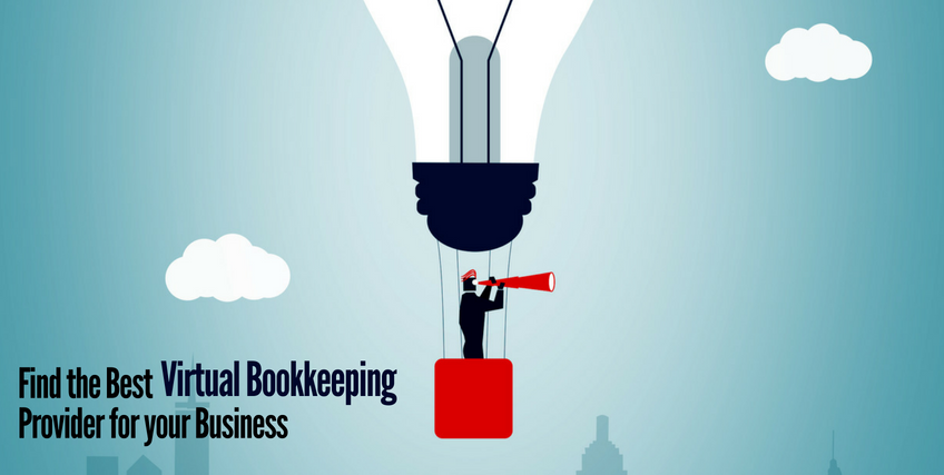 How to Find the Best Virtual Bookkeeping Provider for your Business?