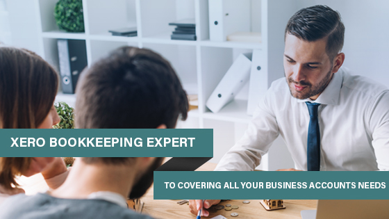 Xero Bookkeeping Expert To Covering All Your Business Accounts Needs