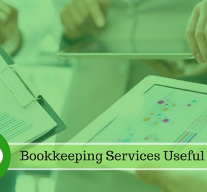 Why Quickbooks Bookkeeping Services Useful For Your Business Firms