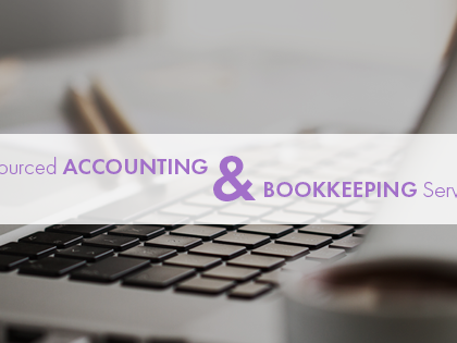 Outsourced Accounting and Bookkeeping Services to your Business