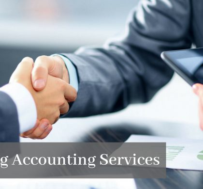 Benefits Of Outsourcing Accounting Services To Small Business