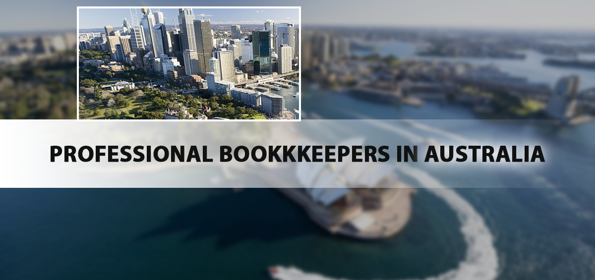Professional Bookkeeper Services in Australia